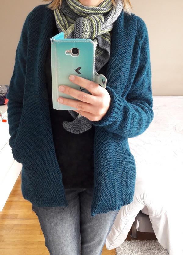 gilet portage - portage cardigan - ravelry